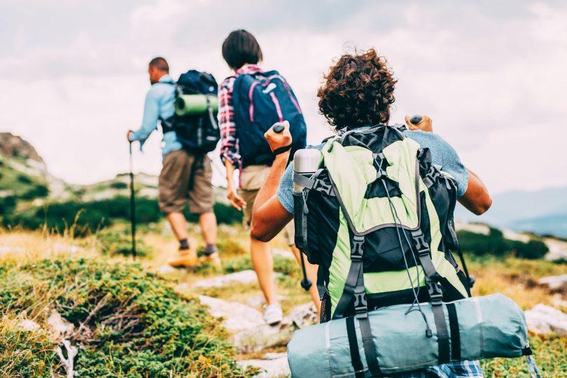 """Vacanze in cammino, consigli per uno """"zaino intelligente"""""""